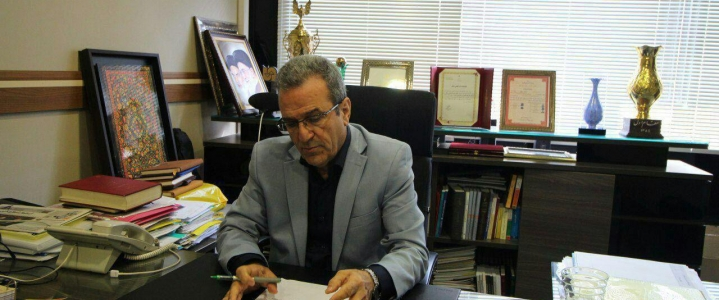نامه جناب آقای احمدی زاده به ریاست محترم سازمان راهداری و حمل و نقل کشور